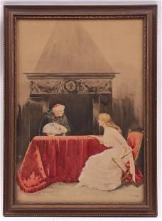 Attributed to Ettore Gianni (Born 1877)