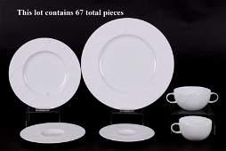 A Partial Set of Rosenthal Magic Flute Dinnerware