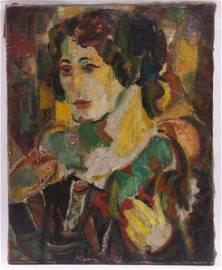 Hari Harry Kidd (1899 - 1964) Oil on Canvas