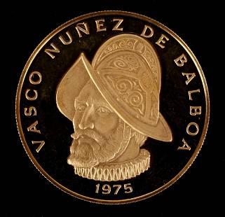 Panama 100 Balboas Gold Proof Coin