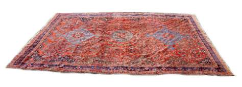 A Large Southwest Persian Carpet c. 1900