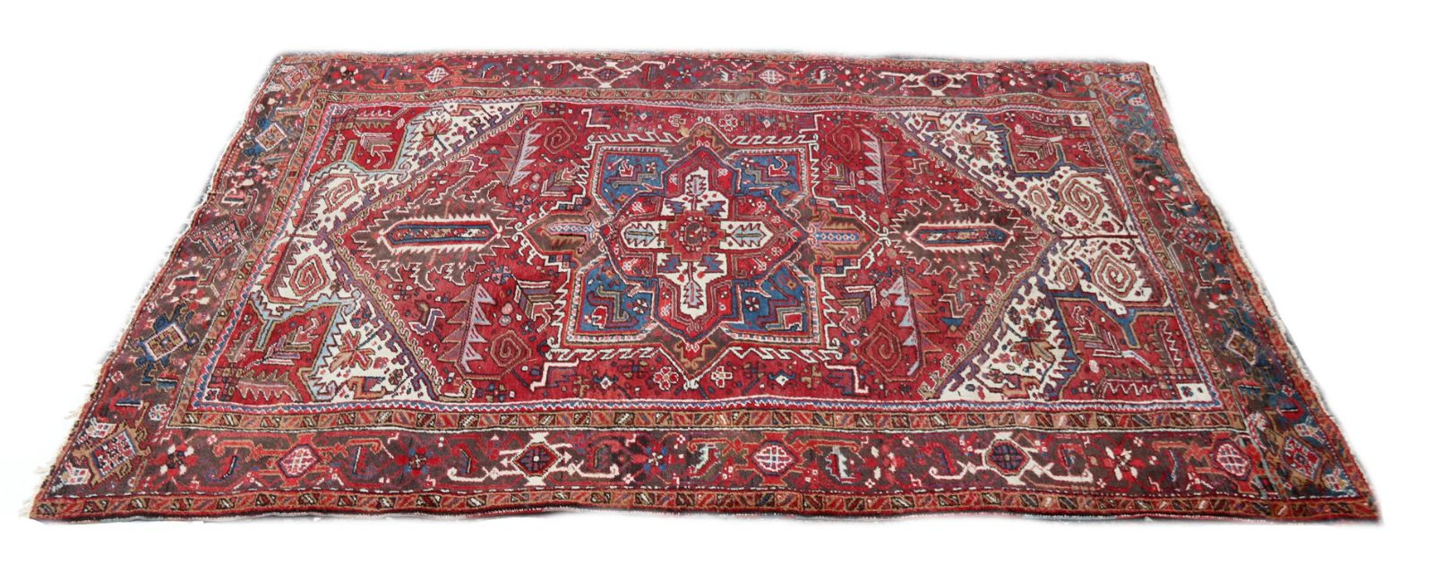 A Room Size Persian Rug, Heriz