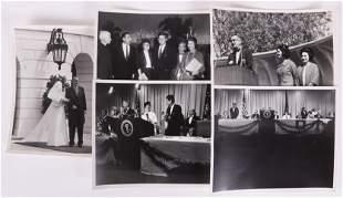 Abbie Rowe (1905 – 1967) White House Photos, Kennedy