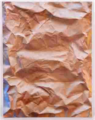 Paul Kane (Born 1939) Acrylic on Canvas