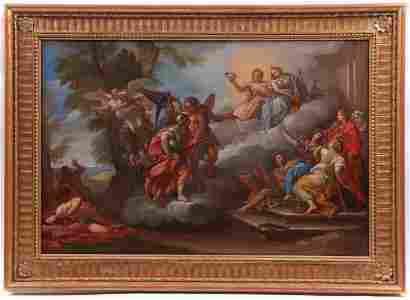 Circle of Giovanni Francesco Romanelli (1610 - 1662)