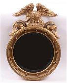 A 19th Century Girandole Mirror