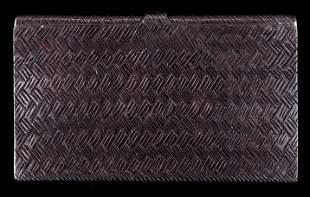 A Sterling Card Case, John Hardy