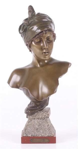 Emmanuel Villanis (1858 - 1914) Bronze
