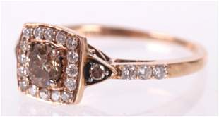 14k Gold Ring, LeVian Ring