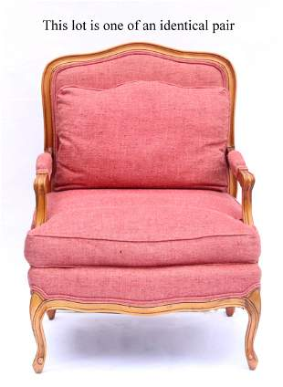 A Pair of Ashley Manor Chairs