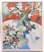 Bill Scott (Born 1956) Oil on Canvas