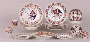A Group of Bloor Derby Porcelain c. 1825