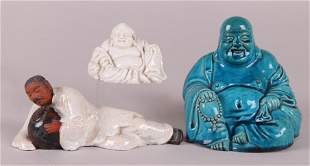 Three Chinese Figures