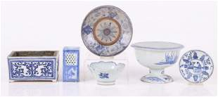 A Group of Chinese and Japanese Porcelain