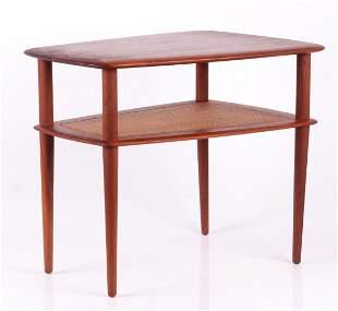 John Stuart Teak Side Table
