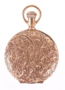 A 14k Gold Ladies Pocketwatch