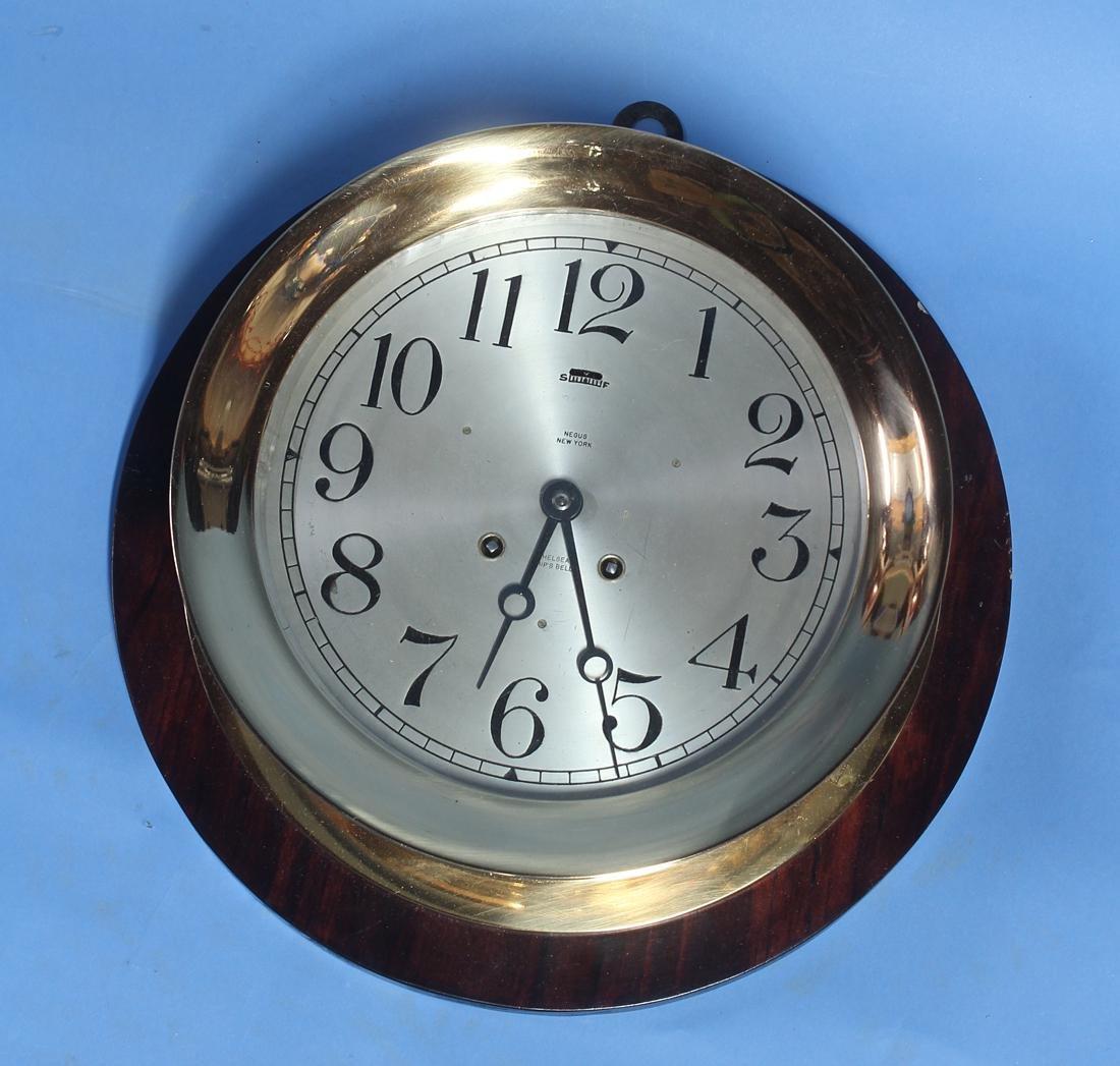 Early 20th Century Ship's Clock