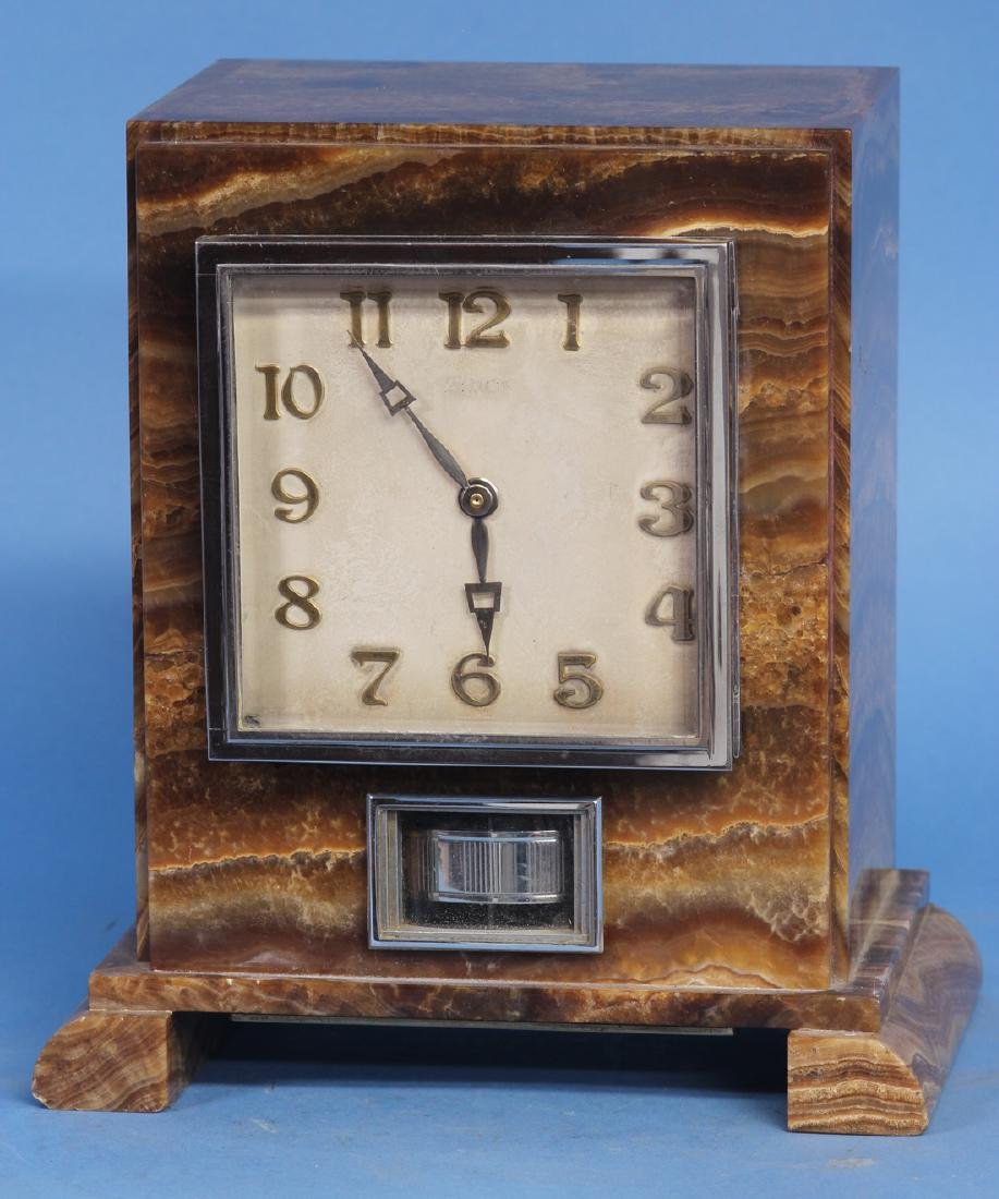 Early 20th Century Reutter Atmos Clock