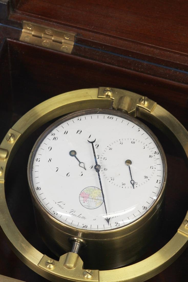 Exceptionally Rare Late 18th century Chronometer