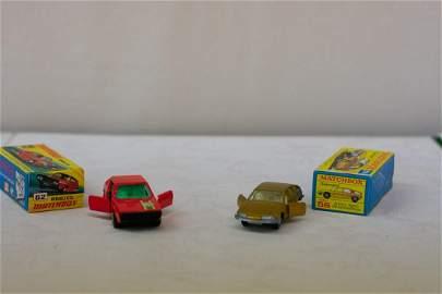 Matchbox Cars (2)