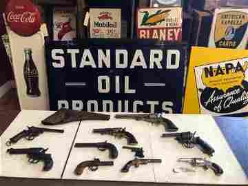 Civil War, Antique Firearms, Americana, Gas, Oil, Soda