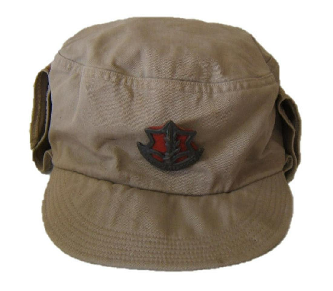1st version Israeli Army/IDF khaki Hitelmacher hat