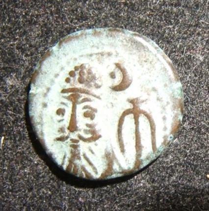 Ancient Elymais Kingdom Orodes II coin 57-37 BCE,