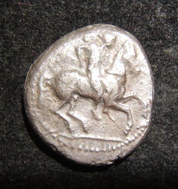 Ancient Greek Kelenderis AR Stater 400-333 BCE ancient