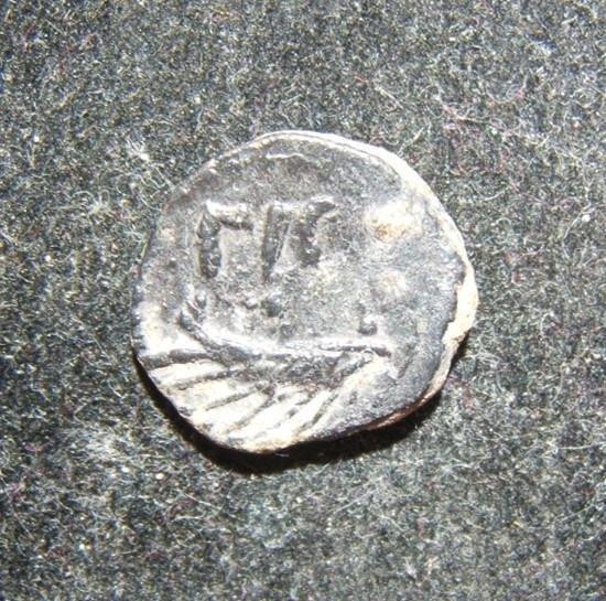 Ancient Philistia/Judaea/Askalon AE coin, 109-110 AD,