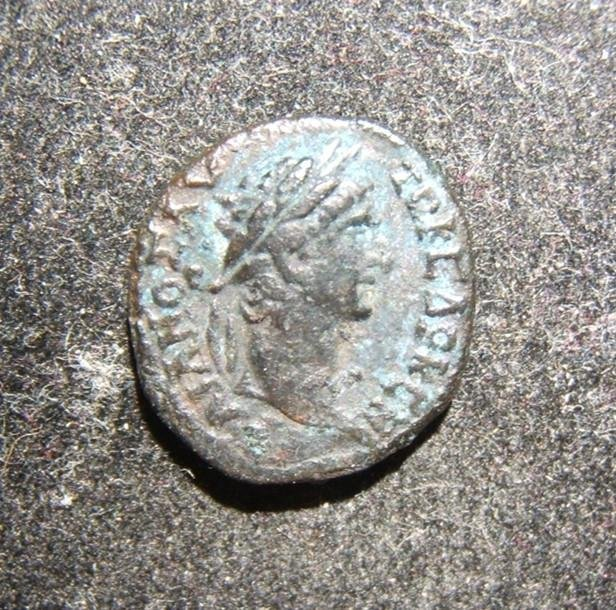 Roman Judaea/Galilaea/Sepphoris Trajan ancient AE coin,