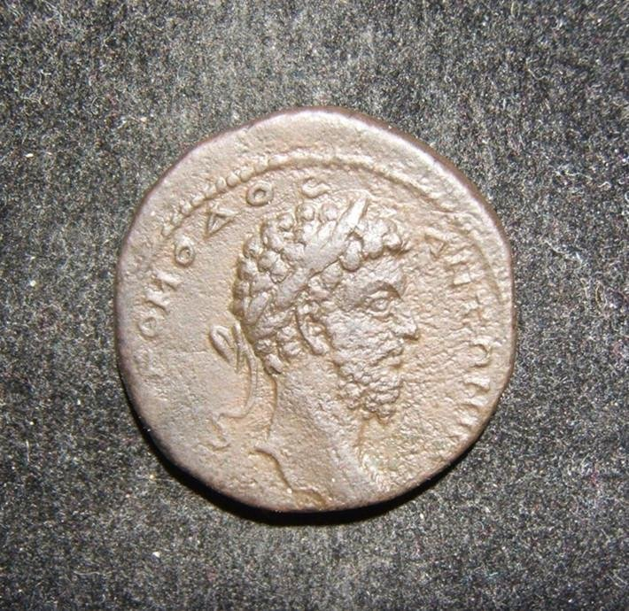 Roman Provincial Cappadocia Caesarea Commodus ancient
