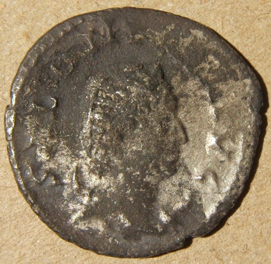 Roman imperial Salonina/Gallienus BI Antoninianus