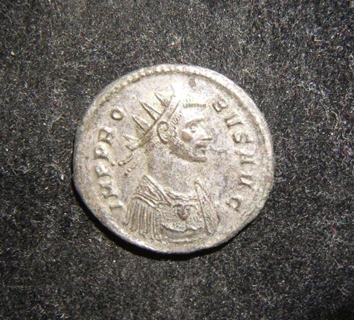 Roman Imperial Probus Antoninianus Adventus Avg ancient
