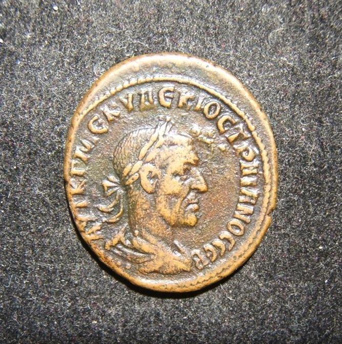 Roman Provincial Syrian Trajan Decius BI Tetradrachm