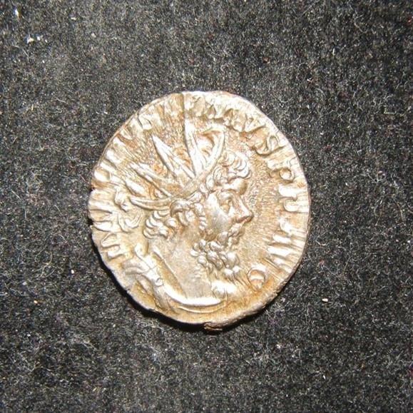 Roman Provincial Postumus Romano-Gallic Antoninianus