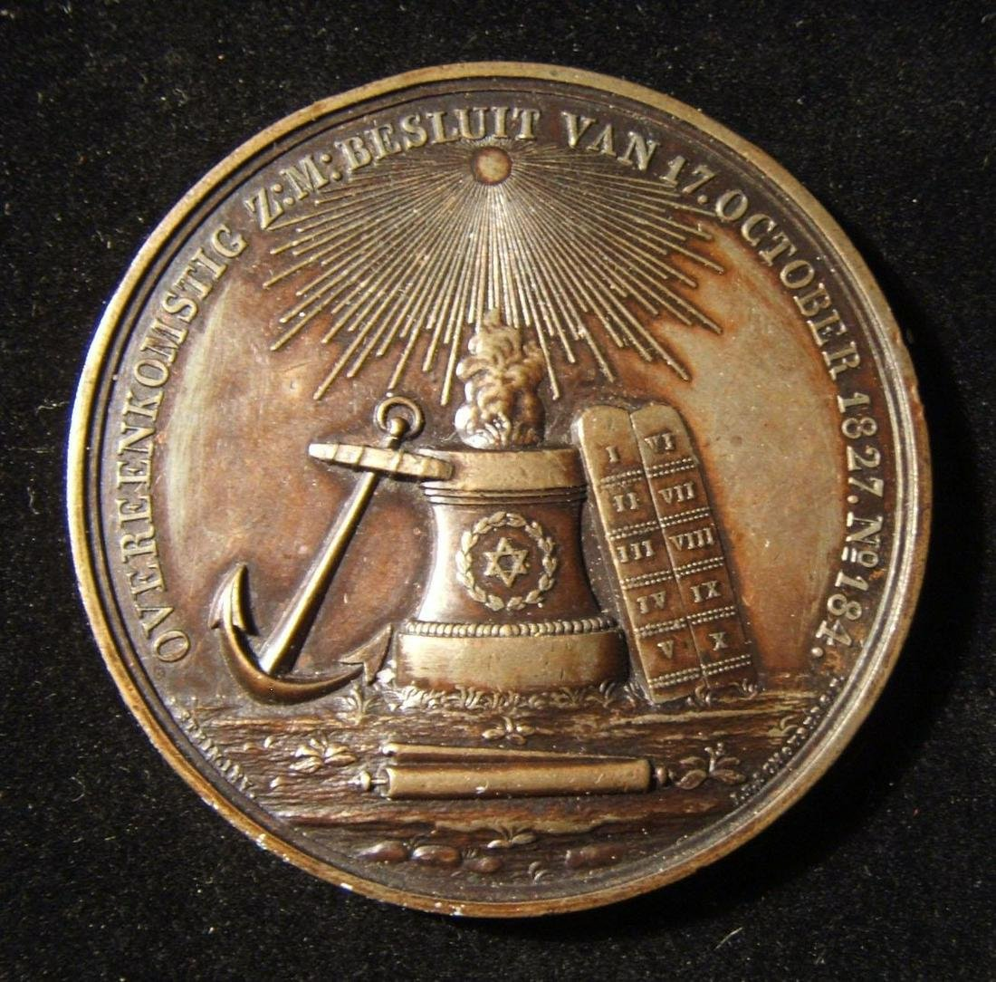 Netherlands Medal for Improvement of Social Condition