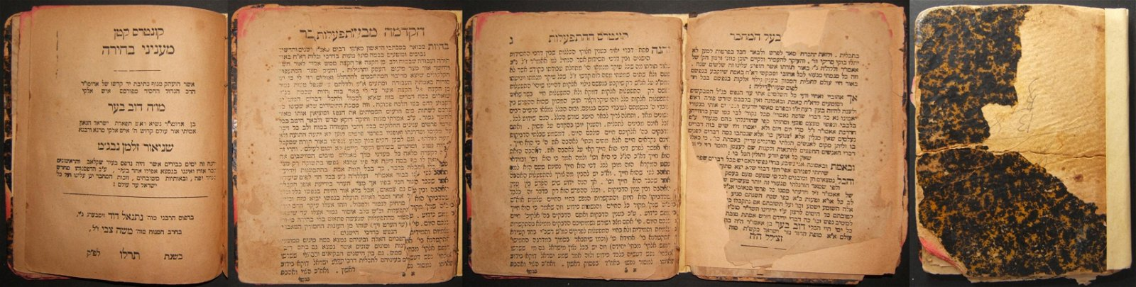 Chabad-Lubavitch Kuntres HaHitpaalut & MeInyanei