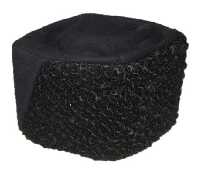 Palestine Police force Kolpak wool hat in MINT