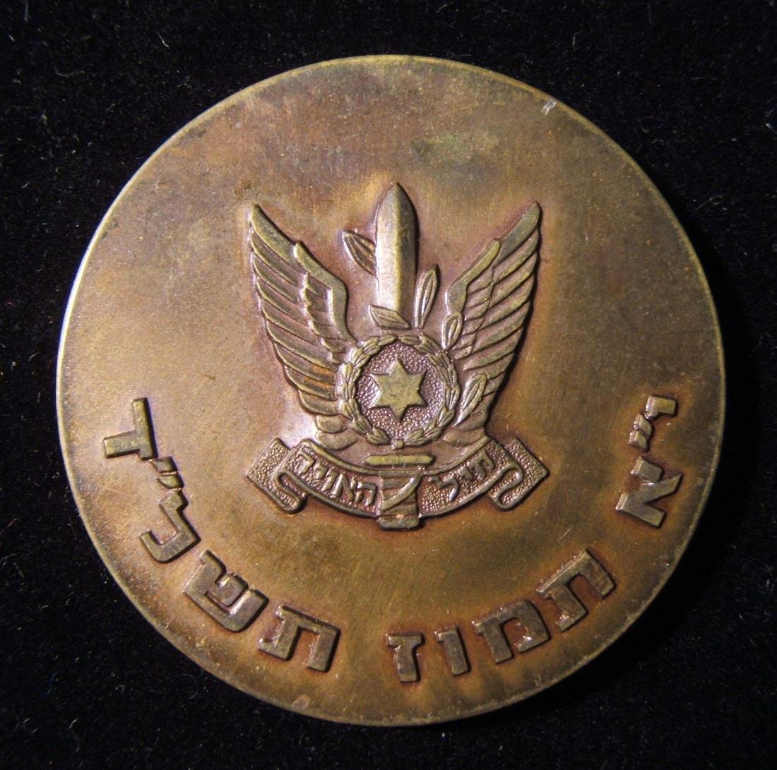 Israeli Airforce IAF 100th Flying Camel Squadron 25th