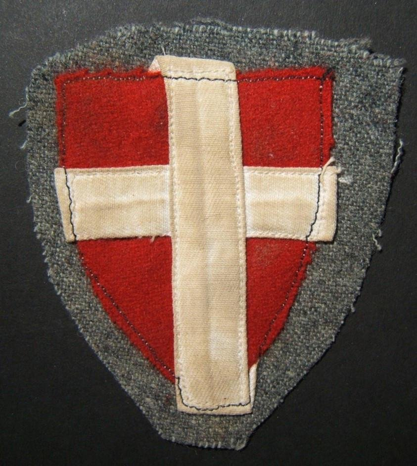 WW2 collaborationist Waffen-SS Danish Free Corps