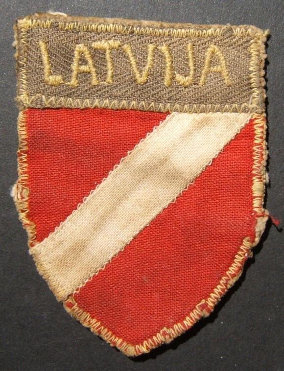 WWII collaborationist Latvian Legion M1943