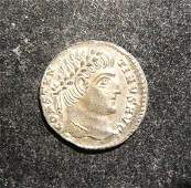 Roman Imperial Constantine I AE follis Cyzicus mint