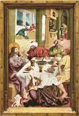 Das Gastmahl im Hause Simons des Pharisäers—Salzburger