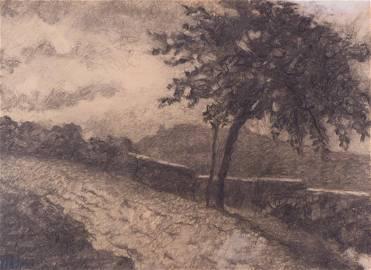 Watson, Homer Ransford — Landschaft mit Baum