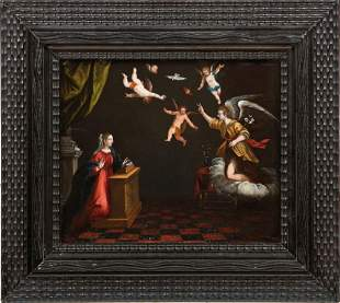 Mariae Verkündigung — Oberitalien, Veroneser
