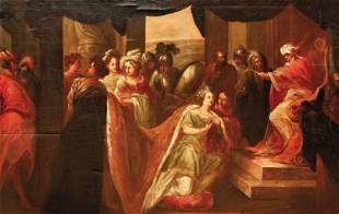 Venezianischer Meister des 18. Jahrhunderts — Salomon