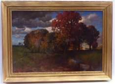 Rüdisühli, Hermann — Herbstlandschaft