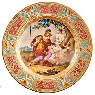 Bildteller Aeneas et Venus In der Art von Wien