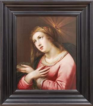 Geldorp, Gortzius: Die buessende Maria Magdalena