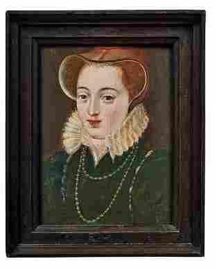 Bildnis der Maria Stuart, Koenigin von Schottland,